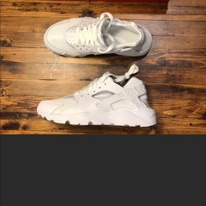 Nike Huarache Run (GS), 6.5 boys